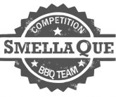 SmellaQue BBQ Competition Team Logo