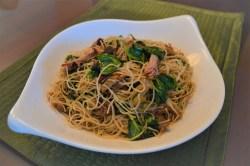 BBQ Pulled Pork Rice Noodles
