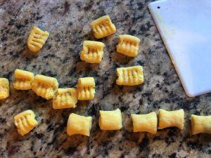 Gnocchi - Formed gnocchi