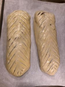 Mince or Ground Meat Wellington - wrapped in puff pastry