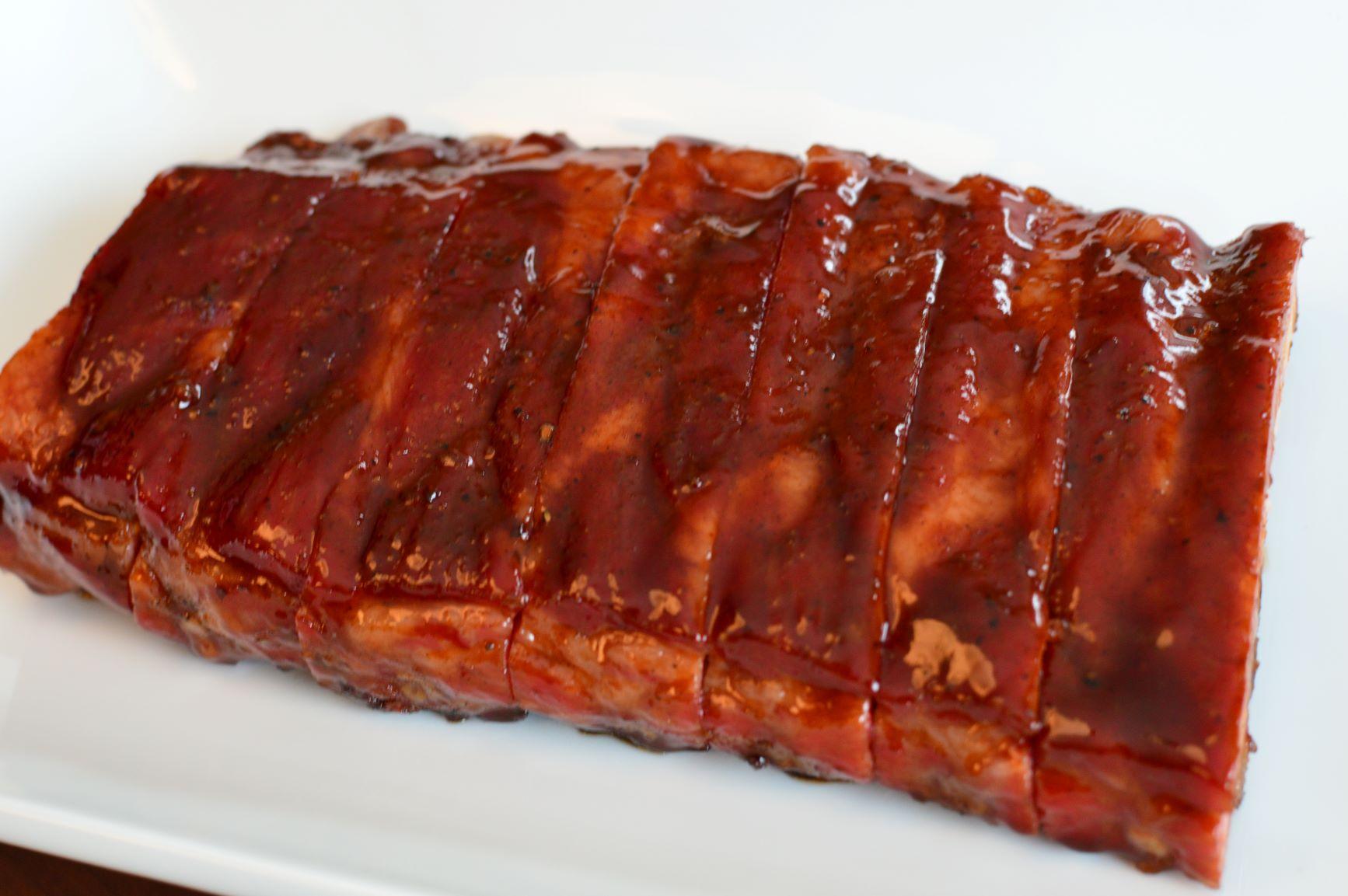 Pork Rib Basics
