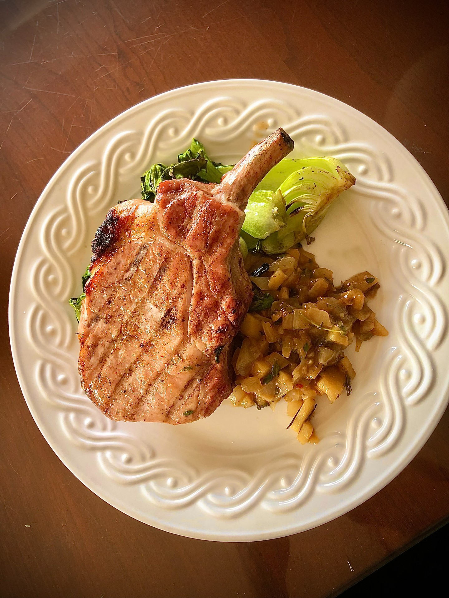 Tips for Juicy Grilled Pork Chops