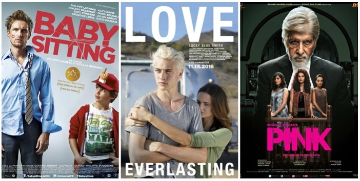 Ciné club #44 : Babysitting, Love Everlasting & Pink