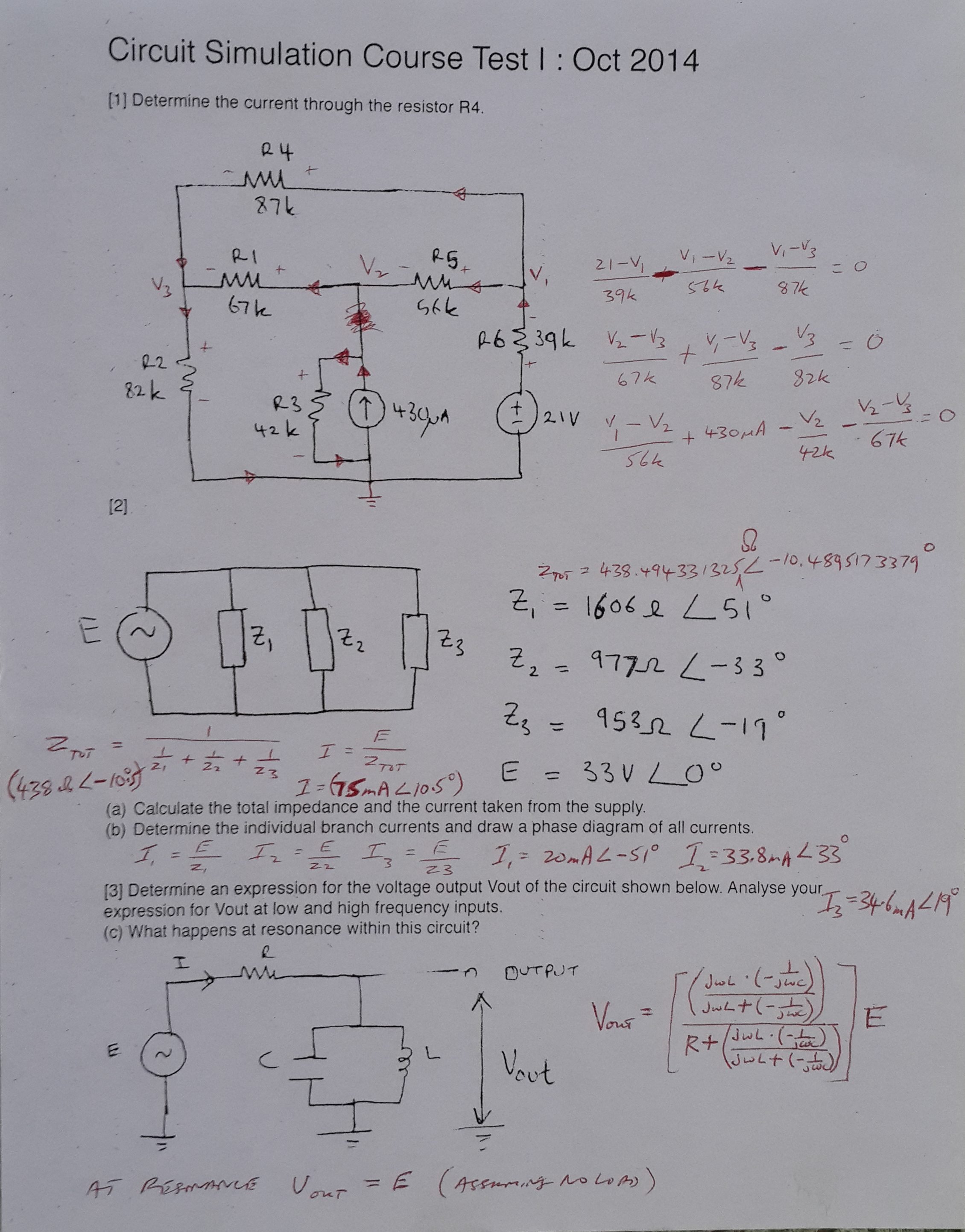 Stephen Mendes CAPE physics and electronics lessons