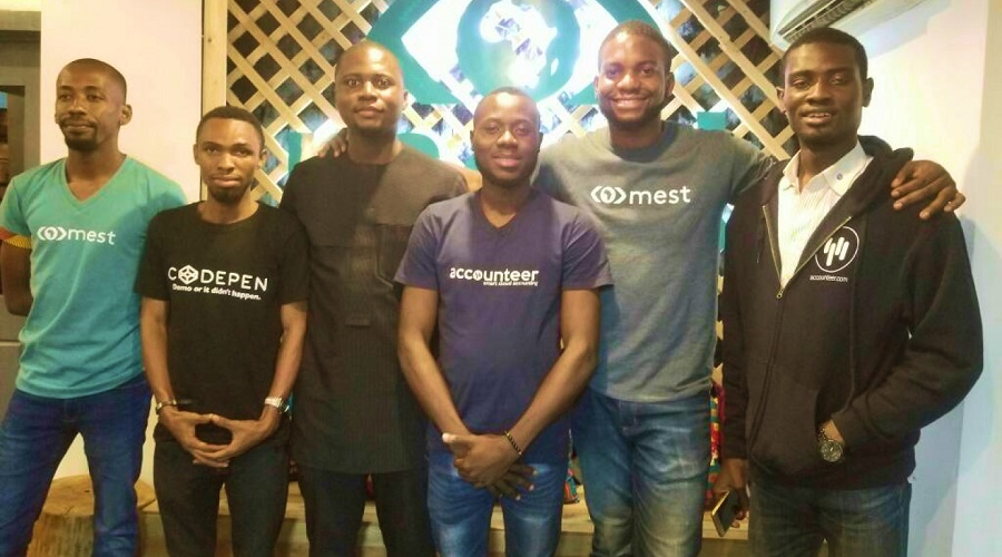 Accounteer Emerges Winner at MEST Lagos Challenge