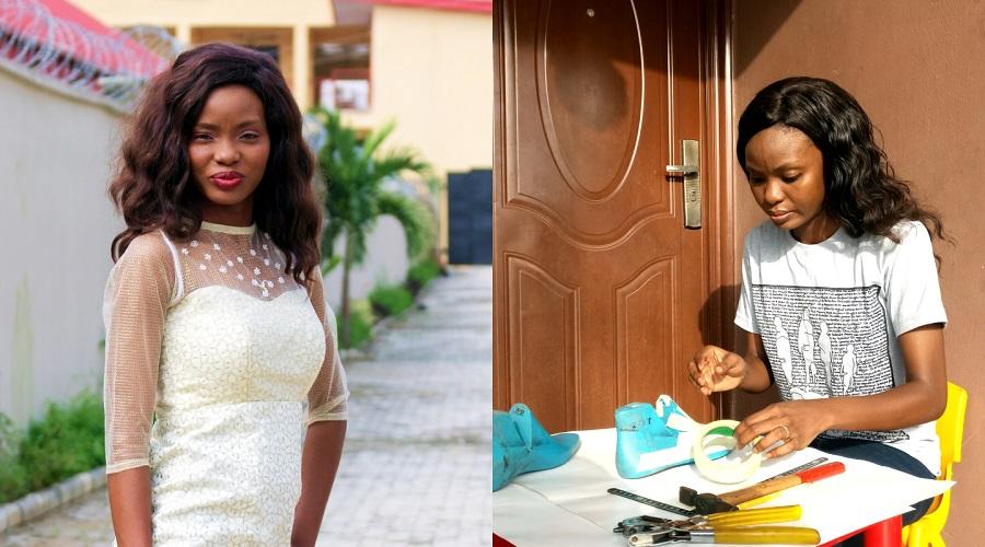 Gbemi Shoemaker; Founder. Ruby & Desy