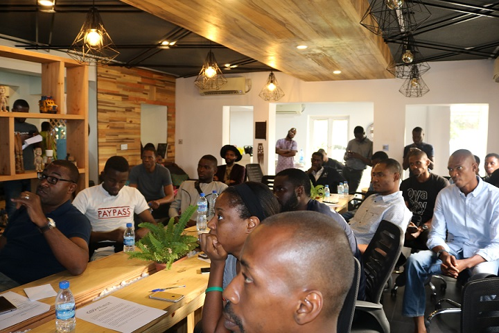 Meet Entrepreneurs, Developers, Designers at Bridging the Gap Hangout by Ingressive