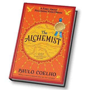the Alchemist screenshot - reading books