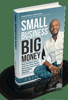 Nigerian Entrepreneur (Small business big money)