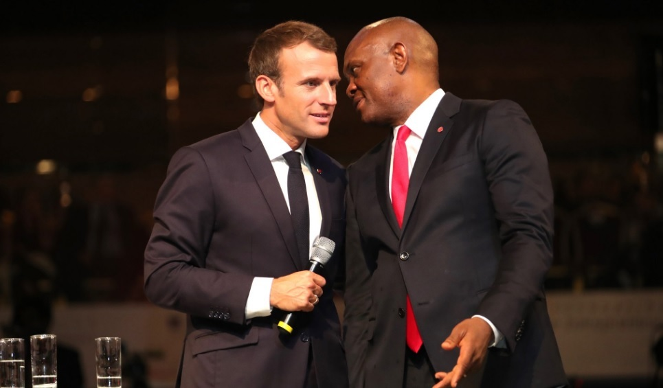 Timeless Quotes and Facts from President Macron's Meeting With Nigerian Entrepreneurs