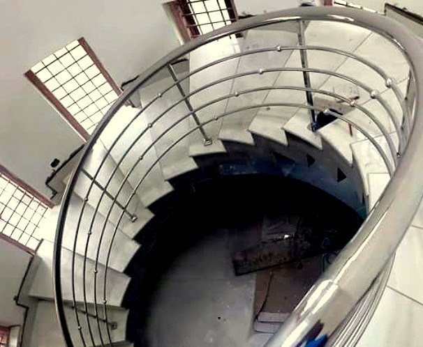 Titilade Railings (Staircase works) - Smepeaks