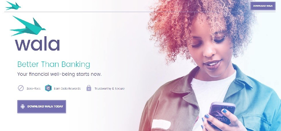 Wala website screenshot - Smepeaks
