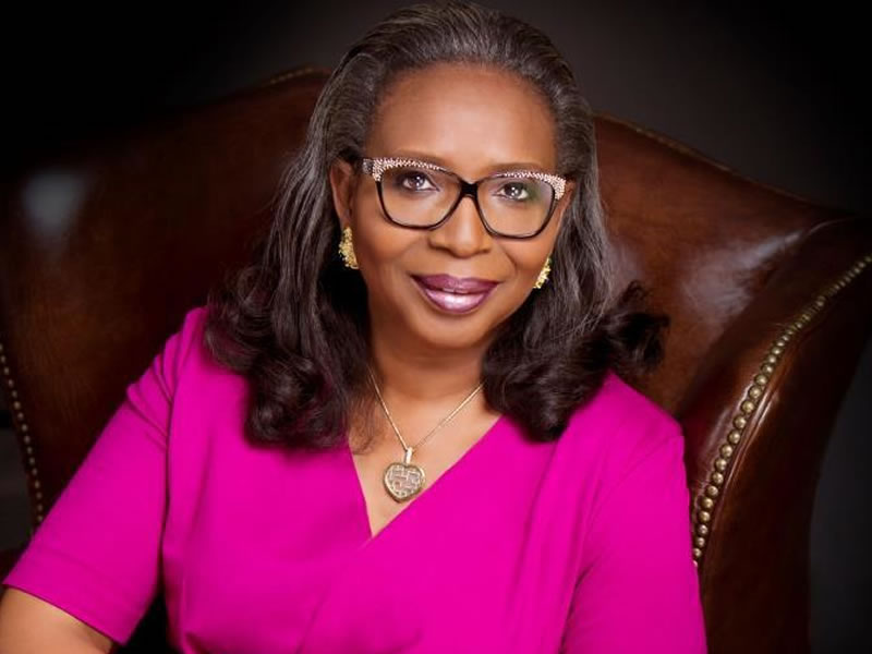 Ibukun Awosika: It's Okay to Fail, So Long You Learn From It