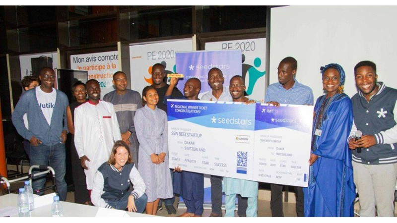 Senegalese Payment Startup, Sudpay Wins Seedstars Dakar Pitch Competition