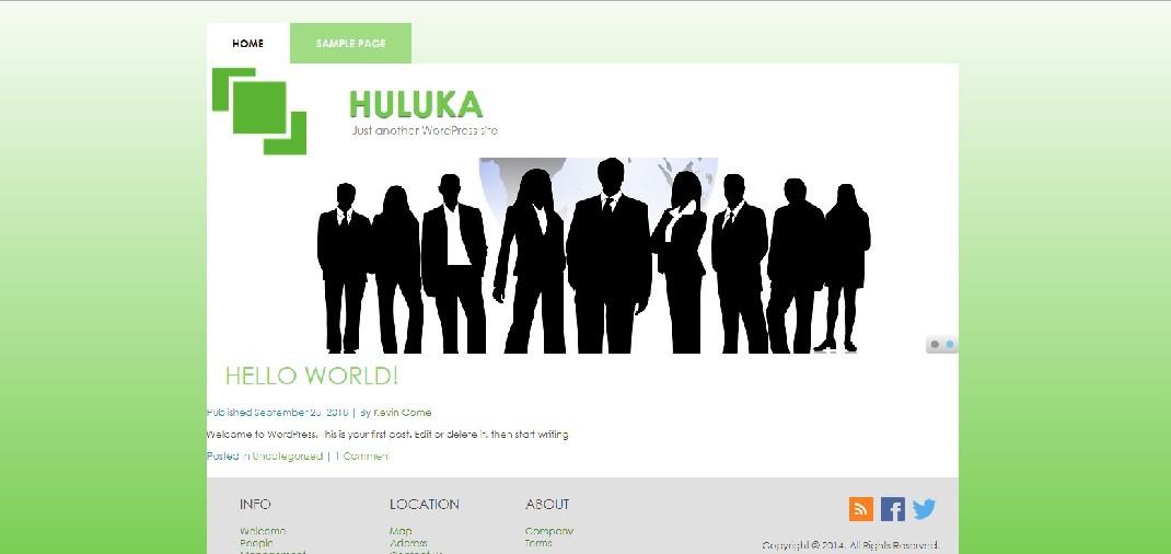 Huluka website screenshot - Seedstars Maputo