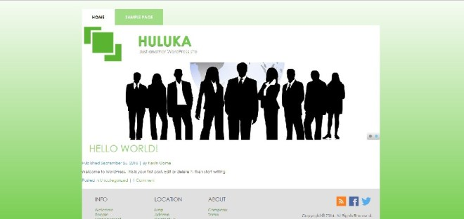 Huluka website screenshot - Seedstars Maputo