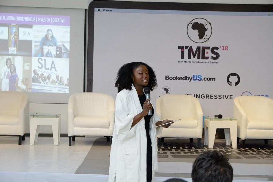 Ingressive ToT and TMES 2018
