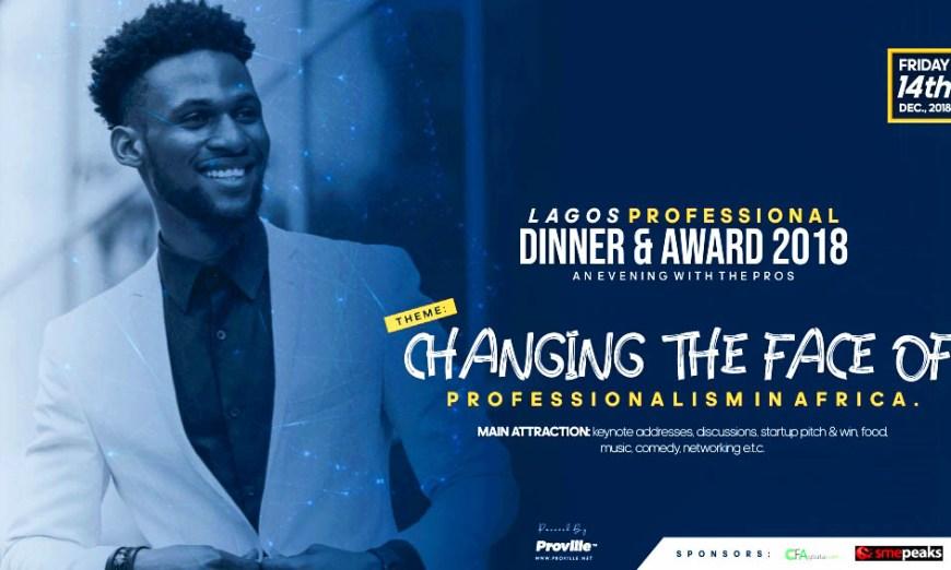Proville - Dinner and Award Night - Smepeaks