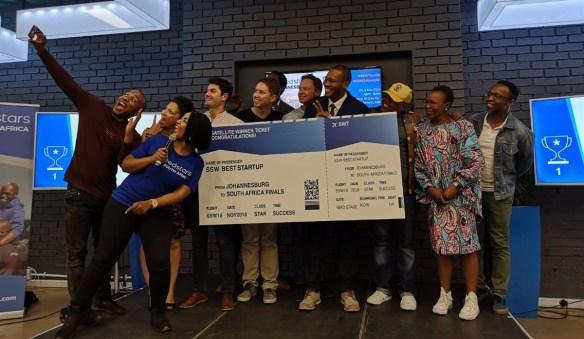 Franc Group won Seedstars World - Smepeaks
