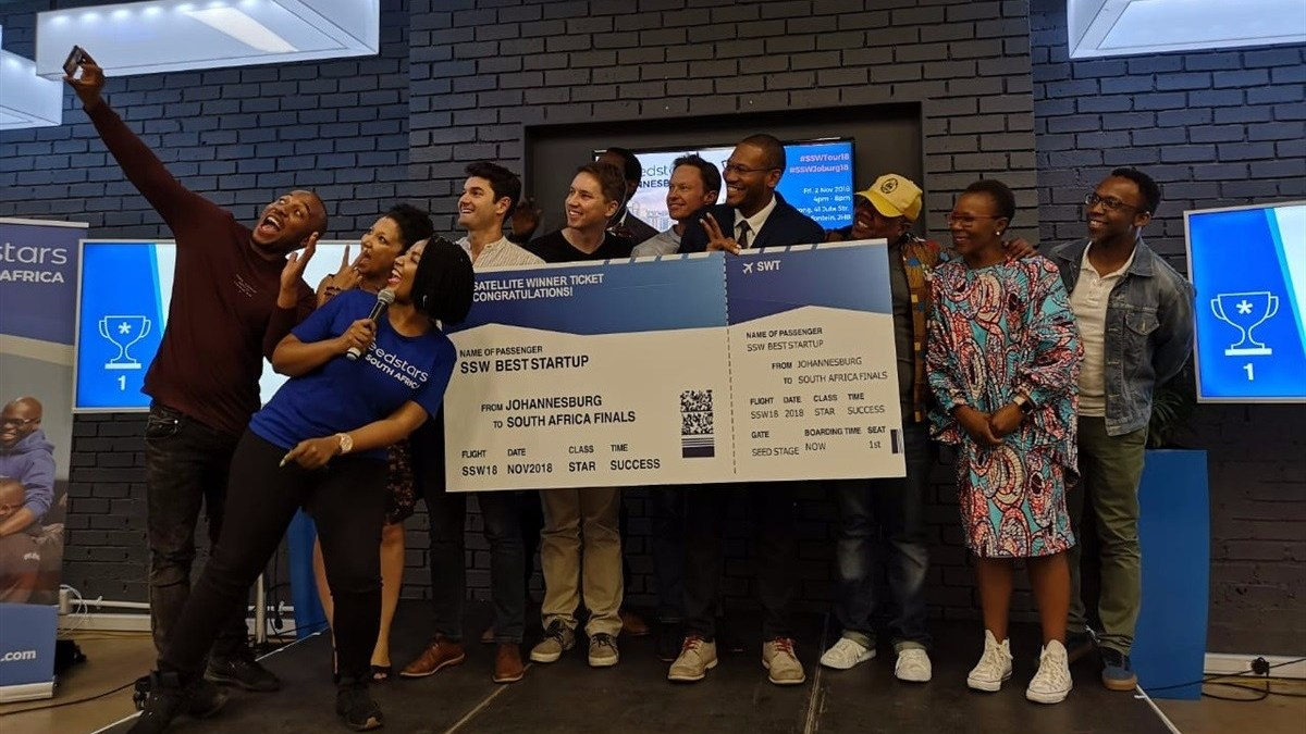 Franc Group, a Self-Insurance Platform Wins Seedstars World, Johannesburg