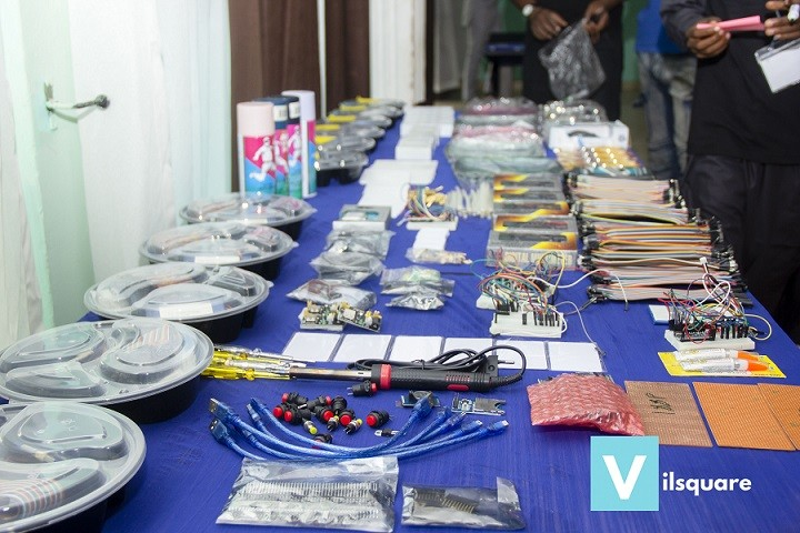 Vilsquare National Hackathon Series, Kano - Smepeaks