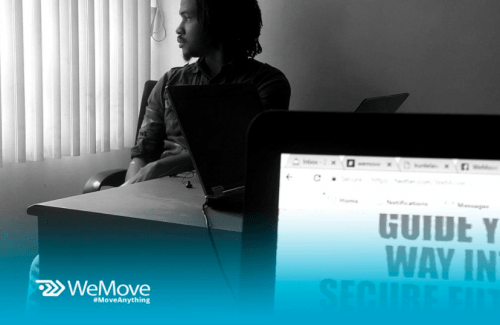 Celestine Ezeokoye - Wemove.co, Founder