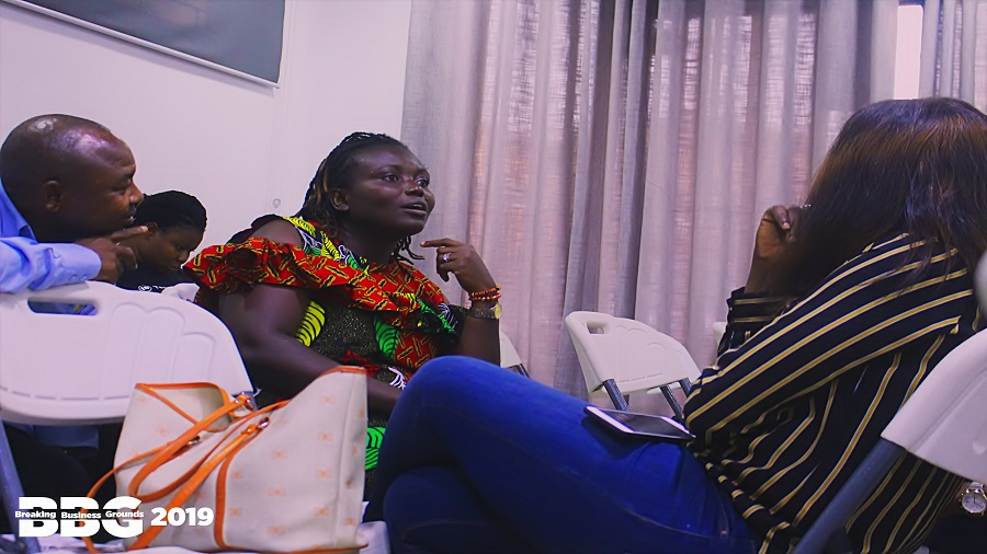 Tejumola Gbemisola – Asst. Manager, Audit & Assurance, Pedabo, at BBG2019 Breakout
