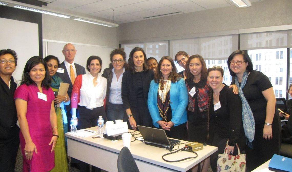 Apply for the Eisenhower Fellowships' Women's Leadership Program 2020
