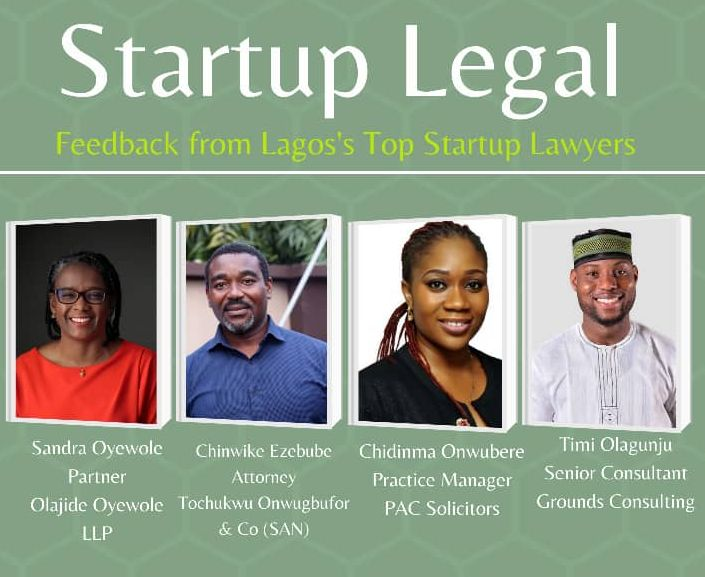 FI Startup Legal Session