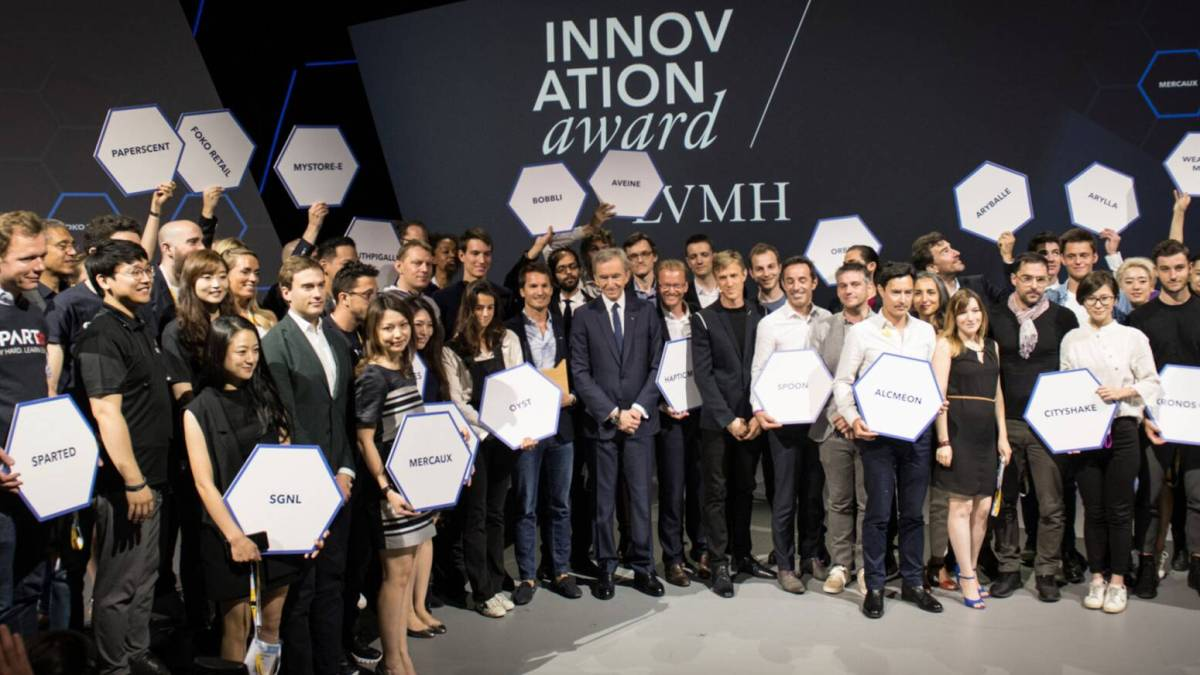 Got what it takes to enter for the LVMH Innovation Award 2020 in Paris?