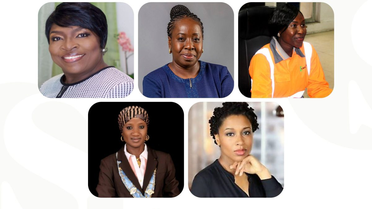 8 Nigerian female engineers breaking borders in their profession