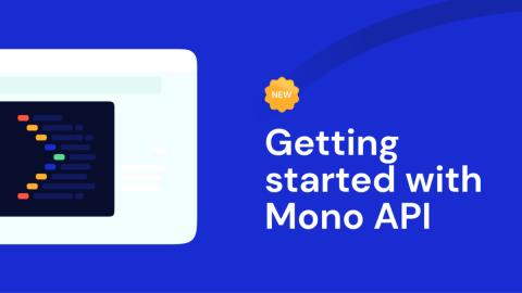 A two-month old fintech startup, Mono, has raised $500,000 funding