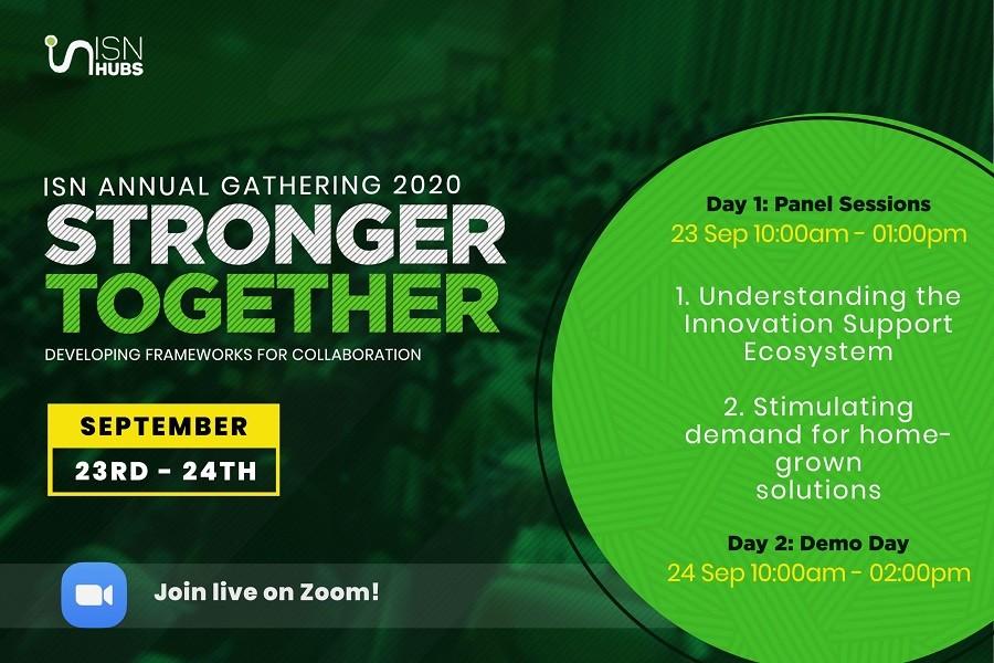 ISN annual gathering