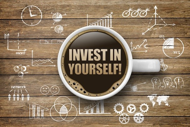 entrepreneurial quotes on investing in yourself