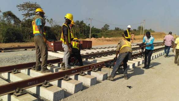 Nigeria's railway extension