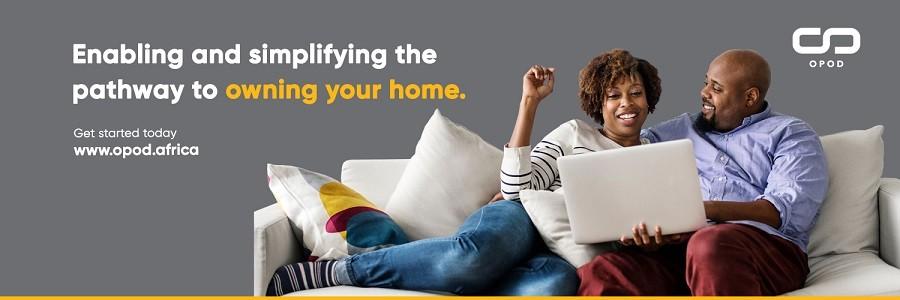 OPOD : screenshot - enabling Africans own their homes