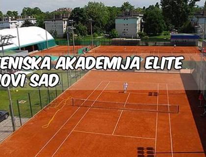 Teniska akademija Elite NS