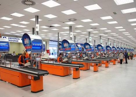 Supermarket Tempo novi sad
