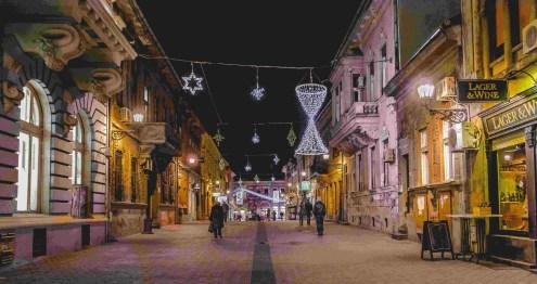 smeštaj za Novu godinu Novi Sad