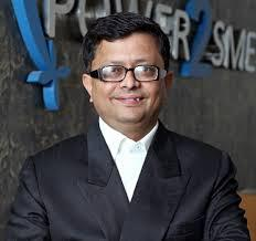 R Narayan, Founder & CEO of Power2SME