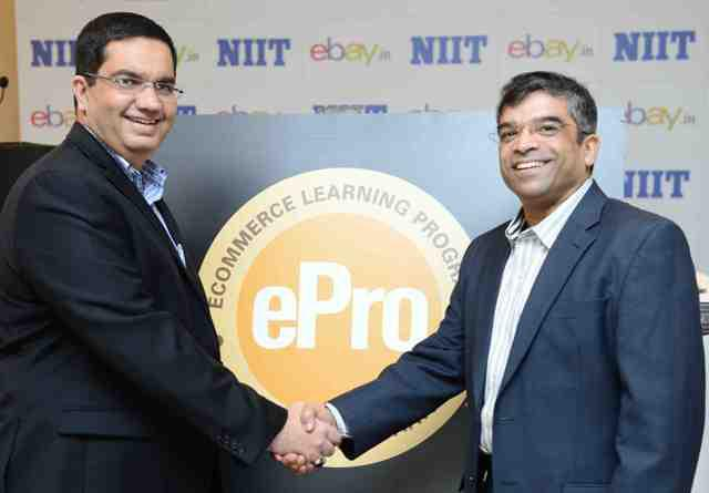 eBay & NIIT Join Hands to Empower eCommerce Industry