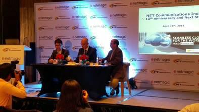 NTT Communications highlights India Business Strategy