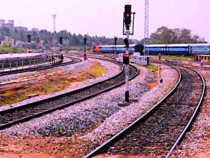 GMR Consortium Bags Rs 5,080 Cr Rail Freight Corridor Project