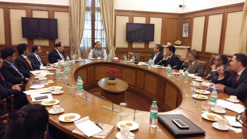 US-India Business Council on Promoting Digital Economy Mission