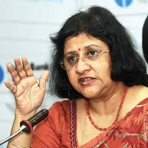 Indian Banking Merger, Arundhati Bhattacharya, SBI