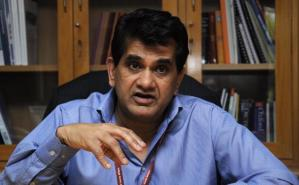 NITI Ayog to Roll Out Baseline Data, Very Soon: Amitabh Kant