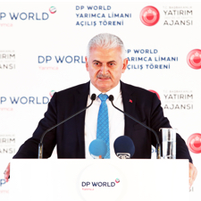 Turkey's DP World Yarimca to become World's Top Terminal
