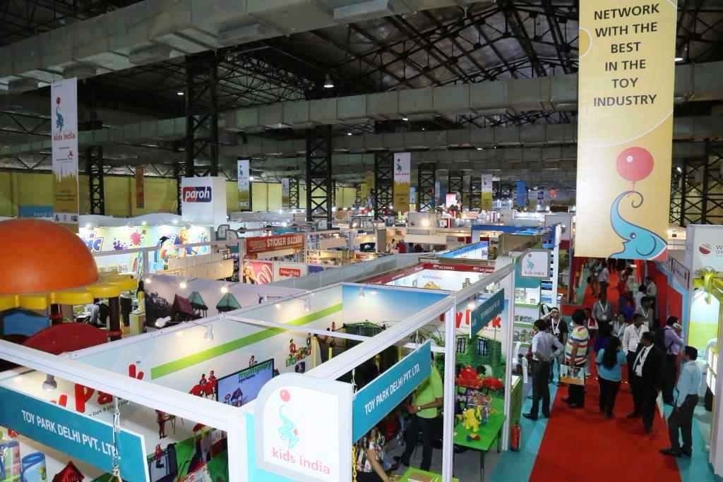 Indian Toy Industry to Get a Boost at Kids India