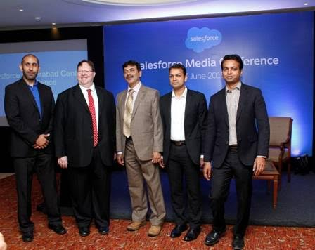 Salesforce Announces New Centre of Excellence in Hyderabad