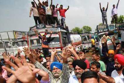 Jammu & Kashmir Industries Set to Jolt from Petroleum Strike
